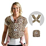 Baby K'tan Print Baby Wrap Carrier, Infant and Child Sling...