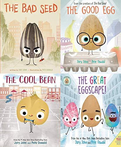 Bad Seed Series, 4-Book Set