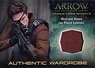 Arrow Season 2 Costume Card M11 Michael Rowe as Floyd Lawton