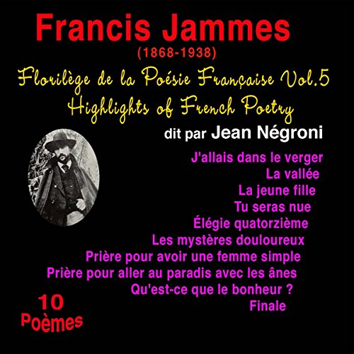 Couverture de Francis Jamees