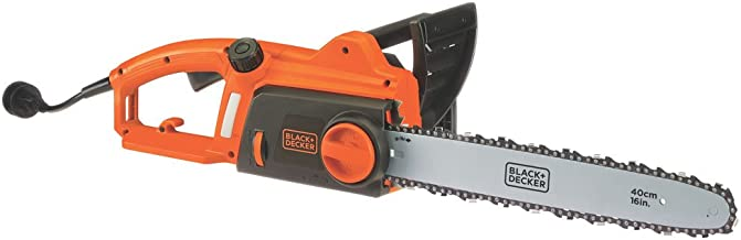 Best BLACK+DECKER Electric Chainsaw, 16-Inch, 12-Amp (CS1216) Review