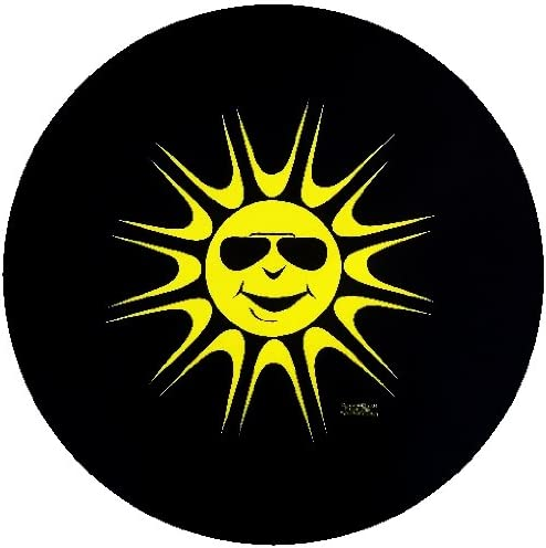 CustomGrafixTireCovers Sun Max 56% OFF Lover Spare Tire excellence Cover 35