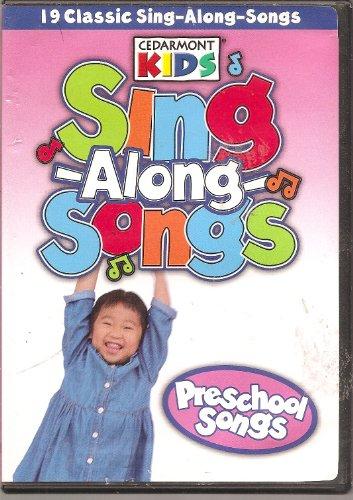 Cedarmont Kids Sing-Along-Songs: Preschool Songs