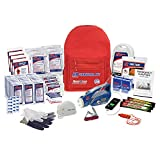 ER Emergency Ready 4 Person Ultimate Deluxe Backpack Survival Kit, SKBP4DD