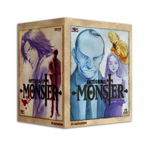 Monster-L'intégrale [Édition Limitée et Numérotée]