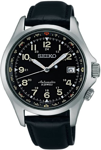Seiko Sports SARG007 Automatic Mens Watch Adjustable Bezel by Seiko Watches