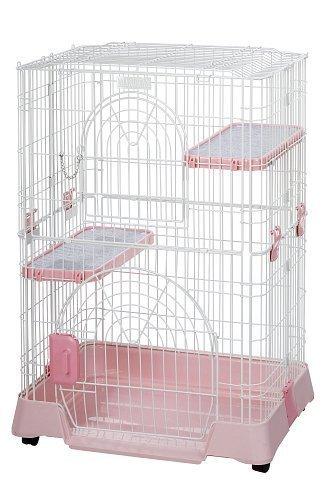 ペット健康製薬コーポレーション イイナ キャットルーム ピンク(1台)