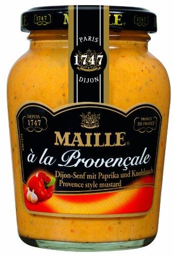 Maille Dijon-Senf Provence, 6er Pack (6 x 215 g)