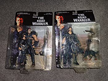 N2 Toys Road Warrior Mad Max with Dog Action Figure
