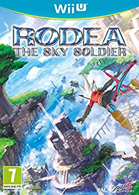 Rodea: The Sky Soldier (Nintendo Wii U)