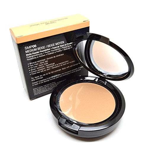 Stay Matte But Not Flat Powder Foundation HD STUDIO 0.26 oz. 7.5g (SMP05 : SOFT BEIGE)