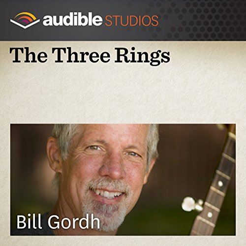 The Three Rings audiobook cover art