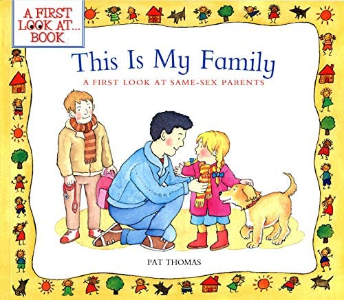This is My Family A First Look at Same Sex Parents A First Look At Series product image