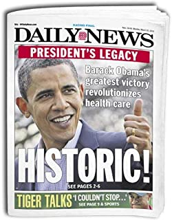 Best ny daily news back cover Reviews