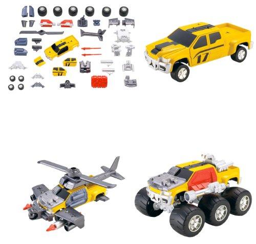 Mattel V1639 - Hot Wheels Custom Motors Deluxe Action Pack