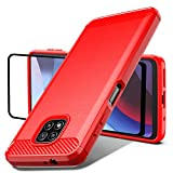 Dretal Moto Power 2021 Case with Tempered Glass Screen