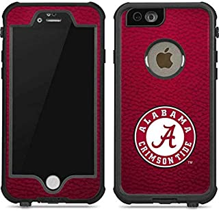 Skinit Waterproof Phone Case for iPhone 6/6s - Officially Licensed College University of Alabama Seal Design