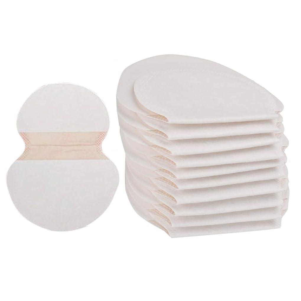 成功した土器組み合わせるFantasyRe わき汗パッド 汗わきパッド 汗取りパット わき メンズ レディース シャツ ベージュさらさら あせジミ防止 防臭シート 無香料 大きめ 60PC