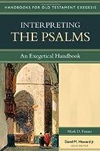 Best interpreting the psalms Reviews