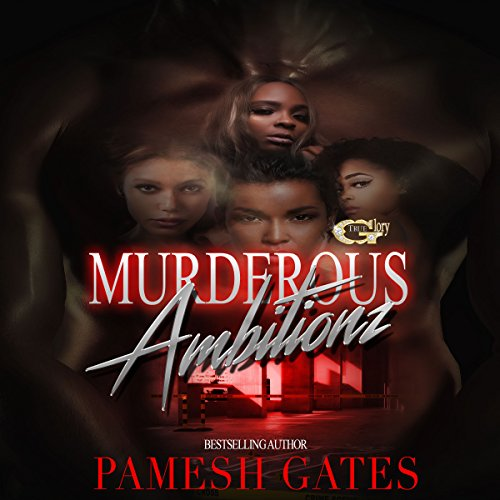 Murderous Ambitionz cover art