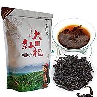 ファクトリーダイレクト大紅袍茶250g(0.55LB)、ビッグレッドローブウーロン茶、ウーロンウーロン茶-ロングダホンパオオーガニックカフェイン抜き紅茶