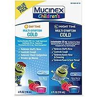 Mucinex Children's Multi-Symptom Day/Night Cold & Cough Liquid