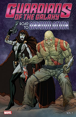 Guardians of the Galaxy: Road to Annihilation Vol. 1 (English Edition)
