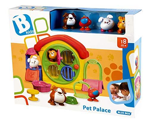 Easykado - Pet Palace : La Maison De Jeux Et Ses Petits Animaux