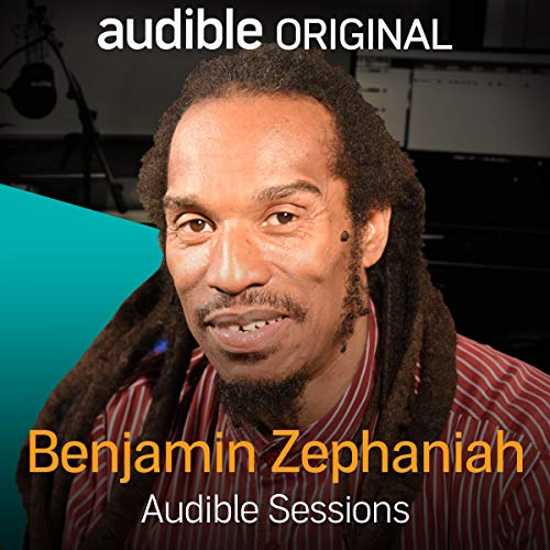 Benjamin Zephaniah audiobook cover art