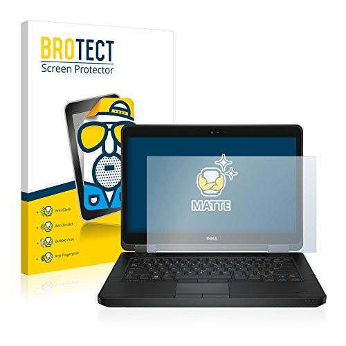 BROTECT Entspiegelungs-Schutzfolie kompatibel mit Dell Latitude 14 E5440 Non-Touch Bildschirmschutz-Folie Matt, Anti-Reflex, Anti-Fingerprint