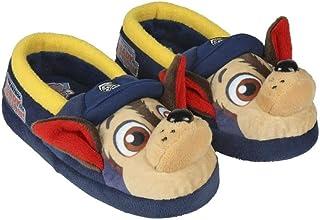 Cerdá Zapatillas de Casa 3D Paw Patrol Chase, Niños