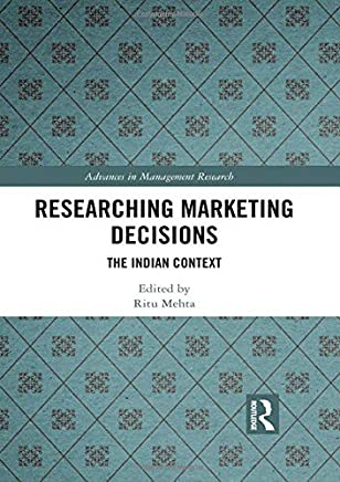 Researching Marketing Decisions: The Indian Context