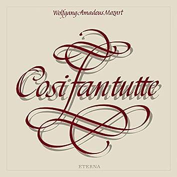 Mozart: Così fan tutte (Sung in Italian)