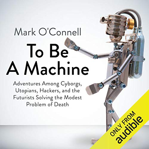 Couverture de To Be a Machine