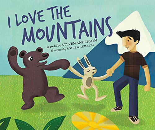 I Love the Mountains (Sing-along Science Songs) (English Edition)