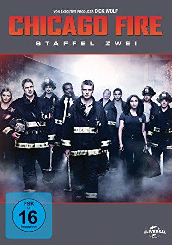 Chicago Fire - Staffel 2 [6 DVDs]