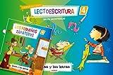 LECTOESCRITURA CUADERNO 4 + 1 CUENTO - 9788468306544