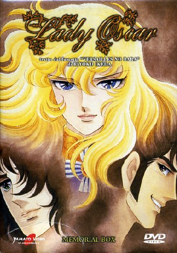 Lady Oscar Box (10 Dvd) (Limited)