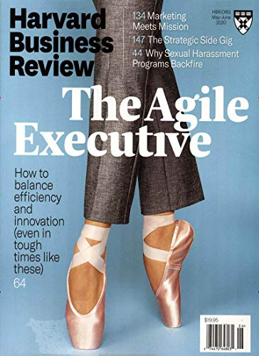Harvard Business Review USA [Abonnement jeweils 6 Ausgaben jedes Jahr]