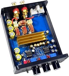 kesoto HiFi Audio Stereo Digital Amplifier Class-D 100Wattx2 2 Channel Black Tone