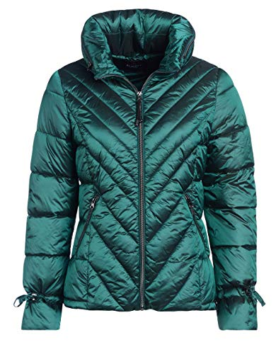 Bexleys Woman by Adler Mode Damen Steppjacke moosgrün 40