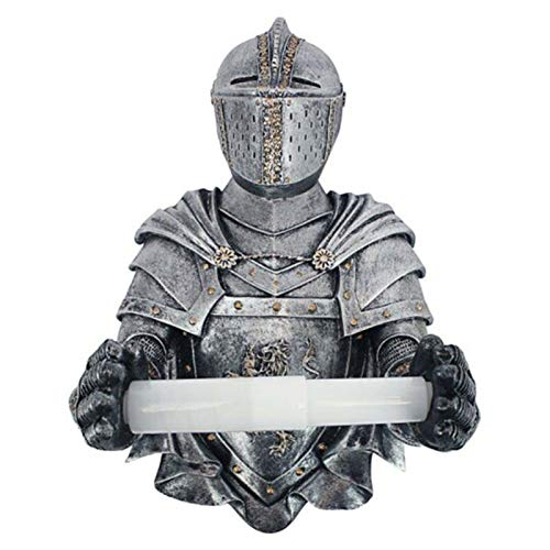 Top 10 best selling list for toilet paper holder knight in armor