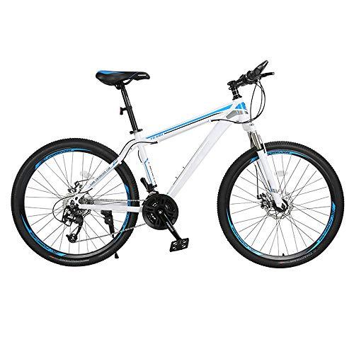 """Bicicleta de montaña de 24"""" con absorción de impacto de MoMi"""