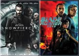 Modern Science Fiction Master Piece Classics: Snowpiercer + Blade Runner 2049 DVD Bundle Evans/ Gosling/ Leto