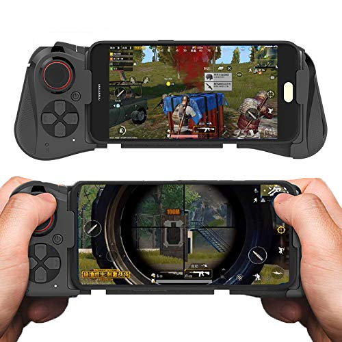STHfficial Gamepad draadloos, Bluetooth, Android, Joystick VR, telescopische controller voor gamepad voor iPhone PUBG Mobile Joypad