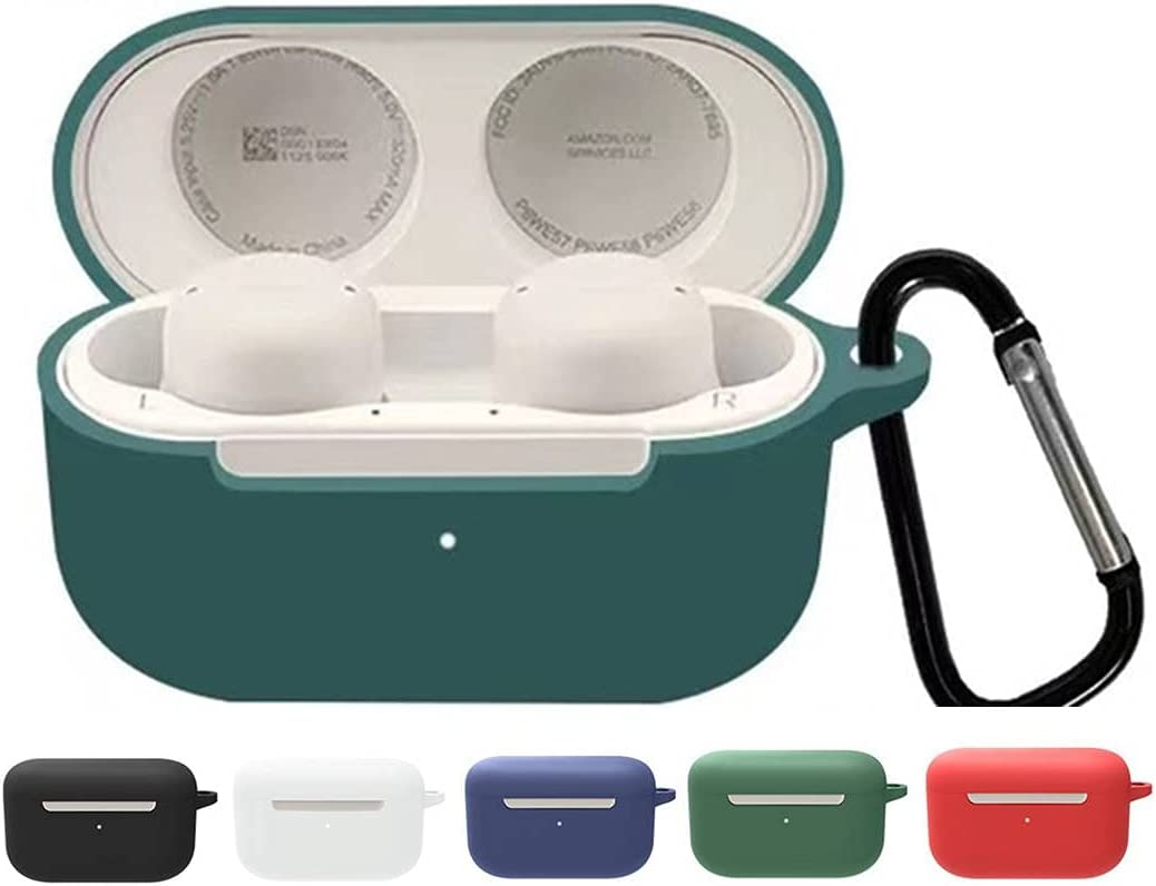 Silicone Case Compatible with Raleigh Mall Echo Shockproo shop Waterproof Buds 2