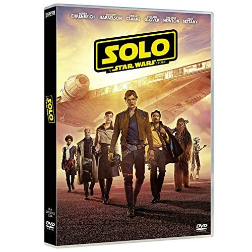 Solo, a Star Wars Story  ( DVD)