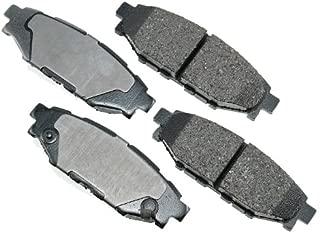 Akebono ACT1114 Brake Pad Set