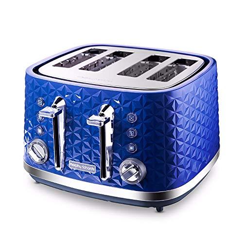 MZGN Tostadora Máquina de Desayuno para el hogar Tostadora multifunción Totalmente automática Tostadora Tostadora pequeña para Horno