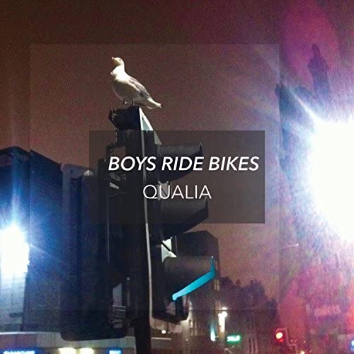 Boys Ride Bikes